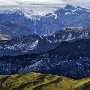 Kötlujökull - Mýrdalsjökull