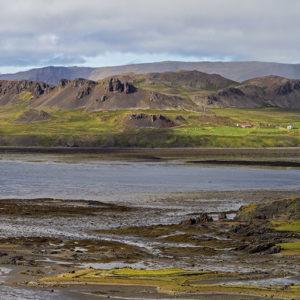 Við Króksfjörð.