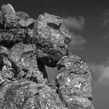 Steinar eru spakir
