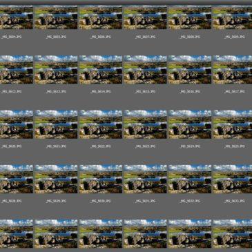 Sitthvað um time lapse hreyfimyndagerð