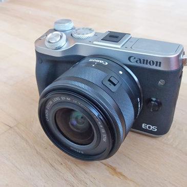 Canon EOS M6: Myndavél sem kemur á óvart