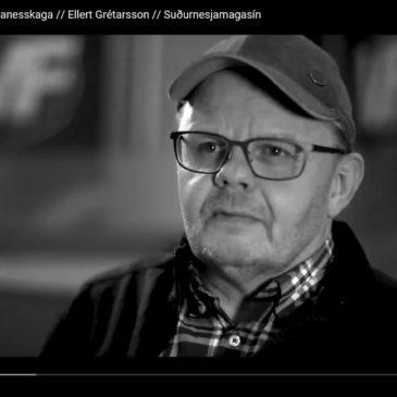 Ljósmyndabókin: Viðtal í Sjónvarpi VF