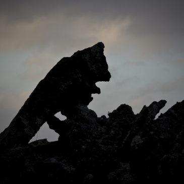 Perlur Suðurnesja: Kynjamyndir Stampahrauns