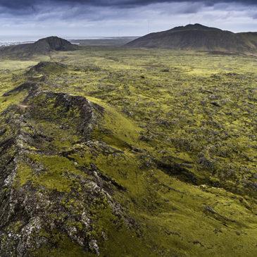 Perlur Suðurnesja:  Á skjálftaslóðum norðan Grindavíkur