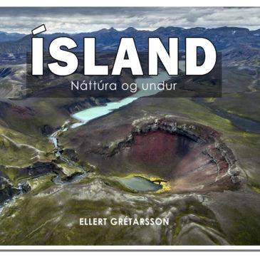 Ísland, náttúra og undur – bókarspjall