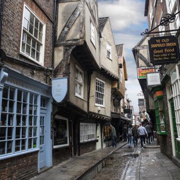 The Shambles: Í anda Harry Potter