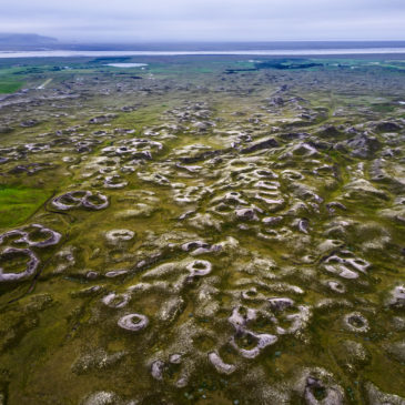 Landbrotshólar: Meðal merkilegustu jarðminja Íslands
